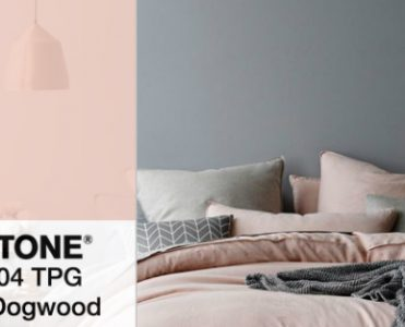 Mood Board: Create a Pastel Home with Pale Dogwood by Pantone