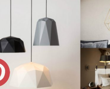 What's Hot on Pinterest- 5 Inspiring Contemporary Lamps
