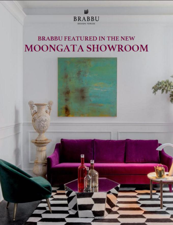 moongata showroom BRABBU FEATURED IN THE NEW MOONGATA SHOWROOM c45b630d0c07292c62558875a37714d3