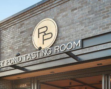 Get to know Rocky Pond Winery tasting room modern interior design !