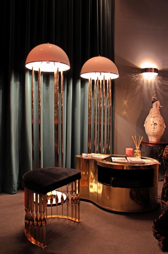 Mid-Century style: Turner Floor Lamp  Mid-Century style: Turner Floor Lamp imagem 51