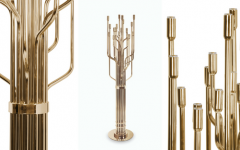 Best Contemporary Lighting- A Gold Plated Modern Floor Lamp gold plated modern floor lamp Best Contemporary Lighting: A Gold Plated Modern Floor Lamp Best Contemporary Lighting A Gold Plated Modern Floor Lamp feat 240x150