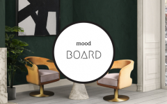 Mood Board- Using Pantone Copper Tan for a Fabulous Home Decor