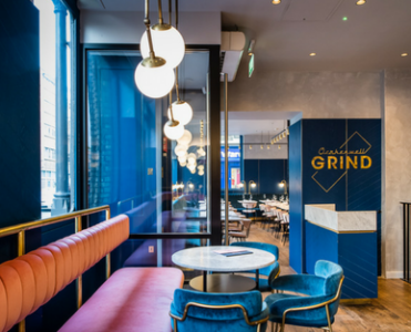 Clerkenwell Grind- Where Restaurant Interior Design Meets Inspiration