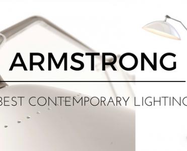 The Best Contemporary Lighting- A Cosmic Mid-Century Floor Lamp