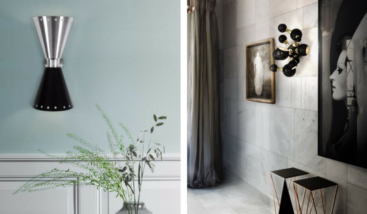 mid-century modern wall lamps Mid-Century Modern Wall Lamps That Will Steal your Heart FEATURED