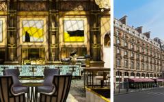 Hotel Opera Paris Shines With Mid-Century Modern Lighting mid-century modern lighting Hotel Opera Paris Shines With Mid-Century Modern Lighting Hotel Opera Paris Shines With Mid Century Modern Lighting 240x150