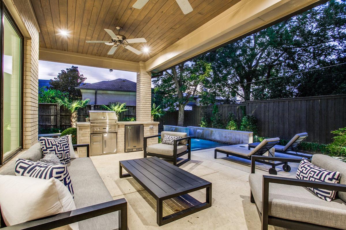 House Goals Contemporary Design In Dallas