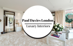 Paul Davies London and the Mesmerizing Interior Design Projects