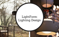 LightForm- Creating a Clean Well Lighted Place To Suit Your Home