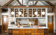 London's Creative Workspace with Contemporary Pendant Lights