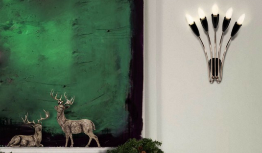 Get Ready for Christmas with These Mid-Century Lighting Designs feat