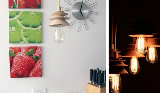 Light Up_ Meet the Unique Contemporary Lighting Fixture!