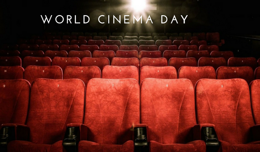 world cinema day Light's Out: We're Going To The World Cinema Day! Lights Out Were Going To The World Cinema Day