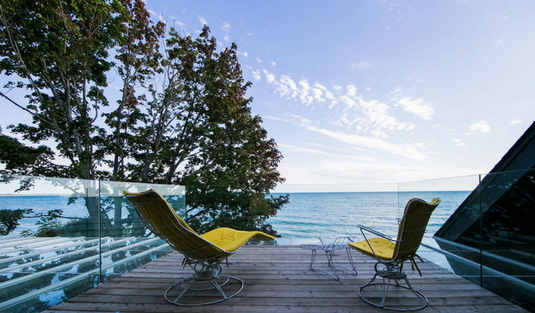 A Contemporary Boutique Hotel Getaway in Prince Edward County!