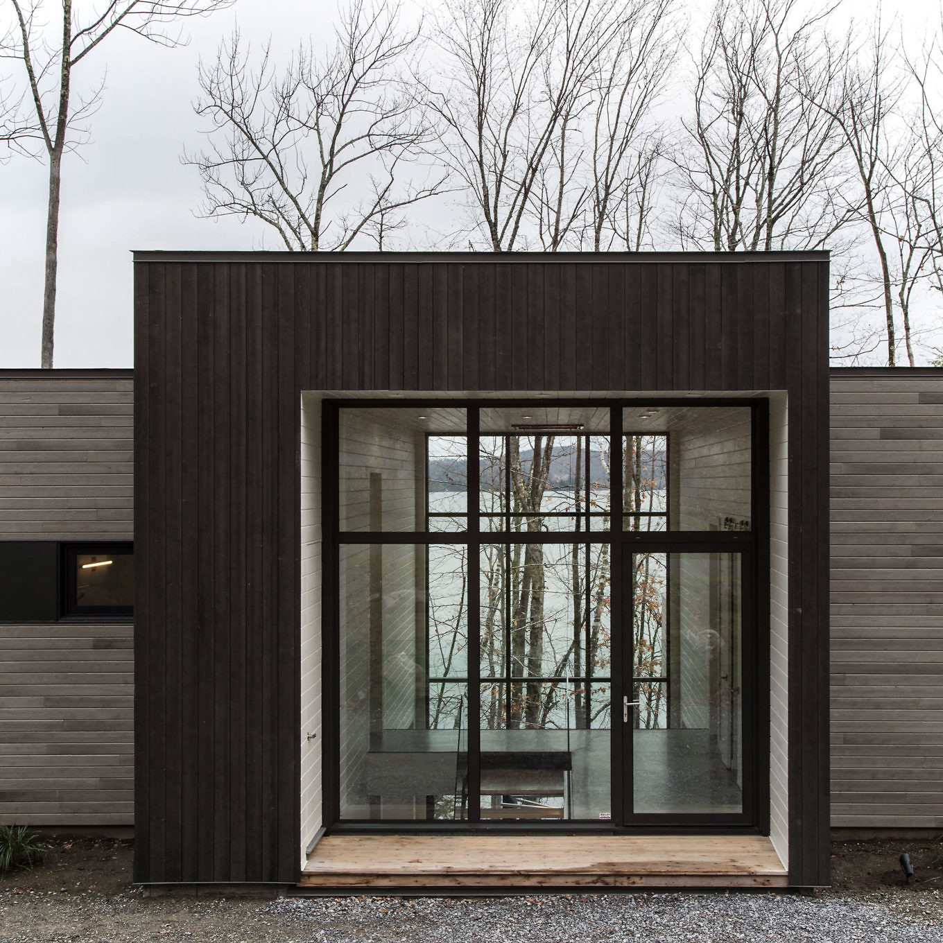 Modern cottage house pictures