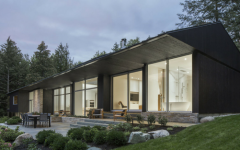Get Inside The Slender House and It's Iconic Contemporary Home Style!
