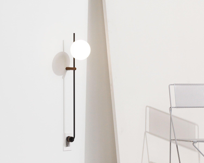 Lynea The Latest Light Fixture You Can Plug Anywhere 1