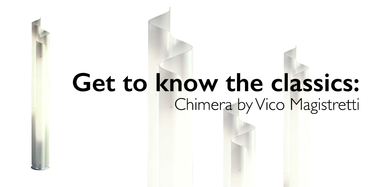 chimera floor lamp Get to Know The Classics: Chimera Floor Lamp artemide chimera floor lamp 5