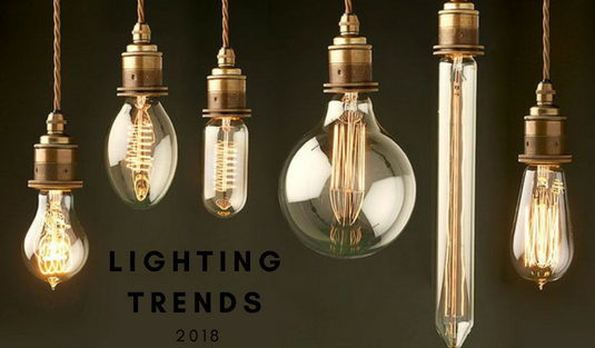 Top Lighting Trends That Are Rocking in 2018 6