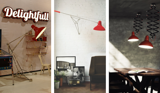 Industrial Design Diana Lamp: An Elegant Industrial Design Touch! Diana Lamp An Elegant Industrial Design Touch