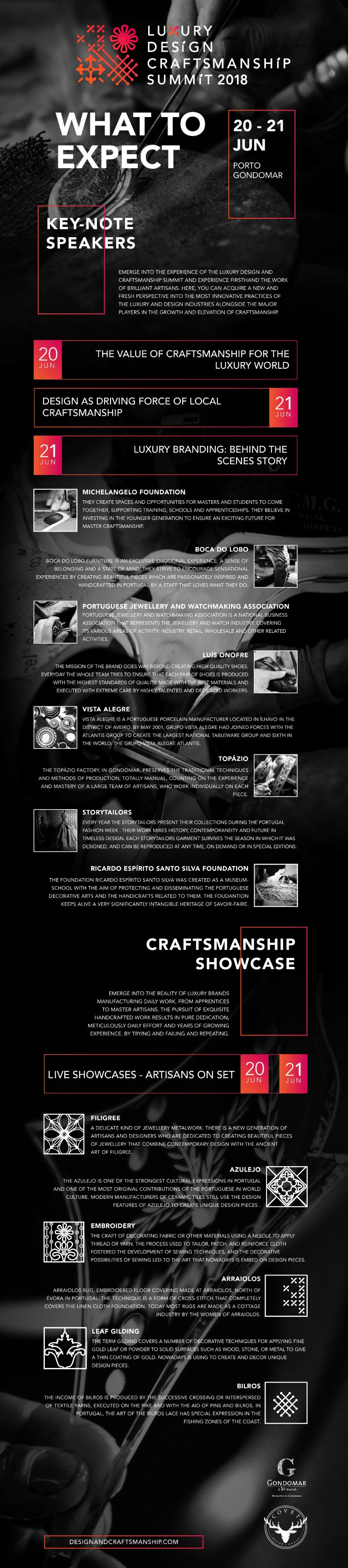 Keeping Up With The Luxury and Craftmanship Summit 2018! 2 Luxury and Craftmanship Summit 2018 Keeping Up With The Luxury and Craftmanship Summit 2018! Keeping Up With The Luxury and Craftmanship Summit 2018 2