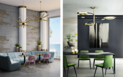 Brass Modern Chandeliers Trend Of The Week: Brass Modern Chandeliers Trend Of The Week Brass Modern Chandeliers  240x150
