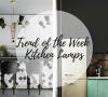 kitchen suspension lamps Trend Of The Week: Kitchen Suspension Lamps! Trend Of The Week Kitchen Suspension Lamps 100x90