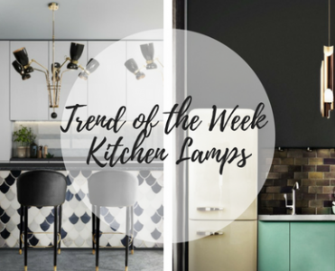 Trend Of The Week: Kitchen Suspension Lamps!