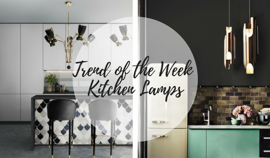 kitchen suspension lamps Trend Of The Week: Kitchen Suspension Lamps! Trend Of The Week Kitchen Suspension Lamps