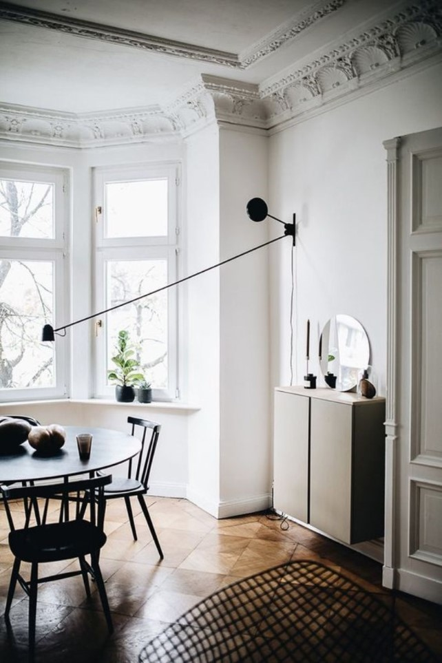 What is Hot on Pinterest Big Wall Lamps 1
