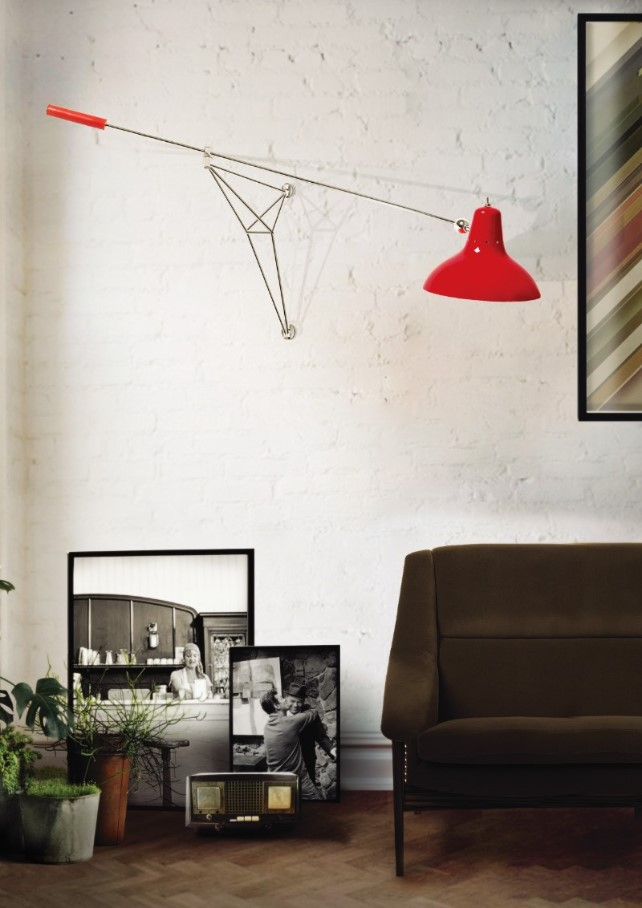 What is Hot on Pinterest Big Wall Lamps 6