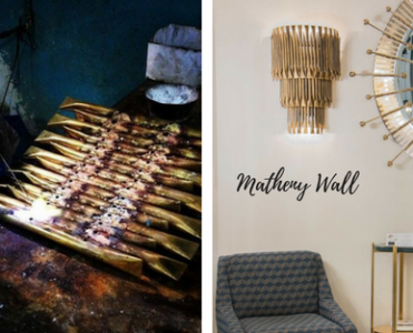 Add A Special Glow To Your Interior Design With Matheny Wall!