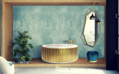 mid-century modern Mid-Century Modern Bathroom Inspirations! Mid century modern bathroom inspirations 0 240x150