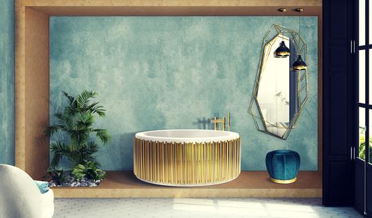 mid century modern bathroom inspirations - Mid Century Modern Bathroom