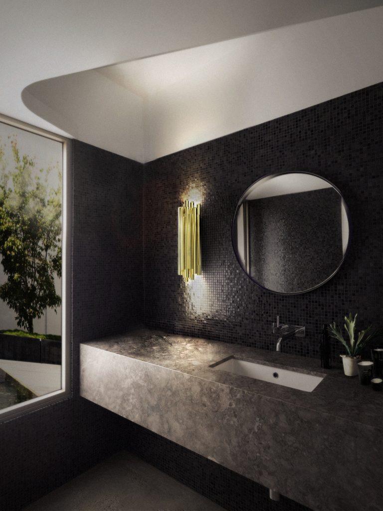 Mid-Century Modern Bathroom Inspirations! mid-century modern Mid-Century Modern Bathroom Inspirations! Mid century modern bathroom inspirations 5 768x1024