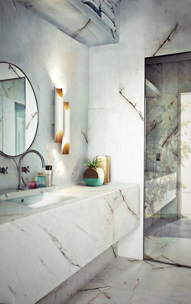 Mid-Century Modern Bathroom Inspirations! mid-century modern Mid-Century Modern Bathroom Inspirations! Mid century modern bathroom inspirations 6 643x1024
