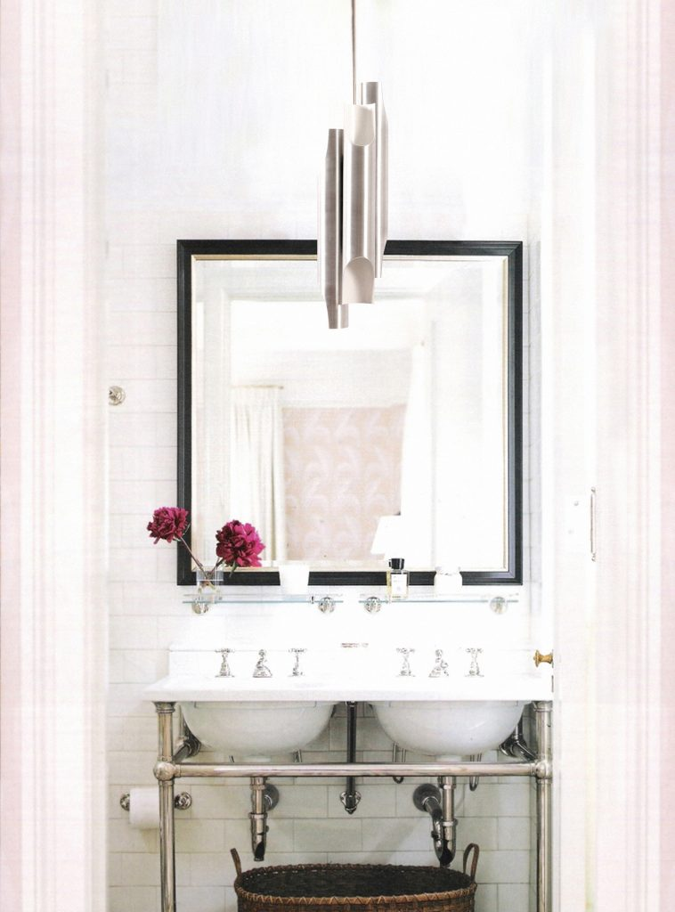 Mid-Century Modern Bathroom Inspirations! mid-century modern Mid-Century Modern Bathroom Inspirations! Mid century modern bathroom inspirations 7 758x1024