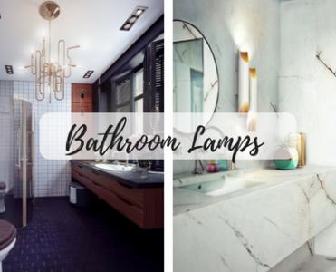 Trend Of The Week: Bathroom Lighting Fixtures!
