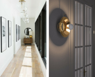 Trend Of The Week: Hallway Lighting Fixtures To Welcome Your Guests!