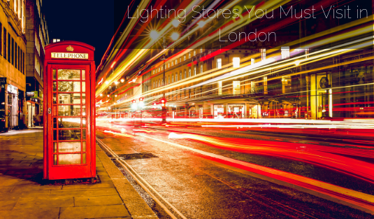 lighting stores Attention: The Lighting Stores You Must Visit in London Lighting Stores You Must Visit in London