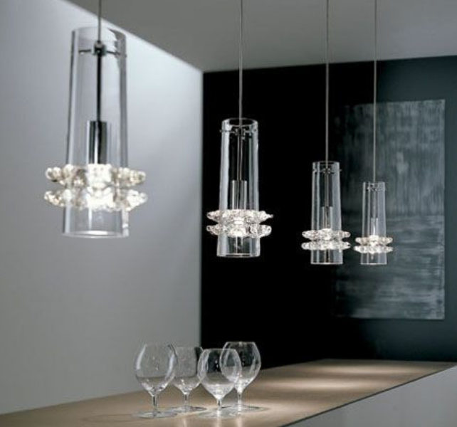 What's Hot On Pinterest: Contemporary Lighting For Your Dining Room