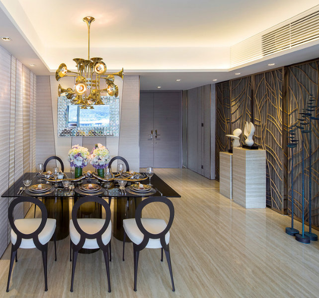 What's Hot On Pinterest Contemporary Lighting For Your Dining Room (4)