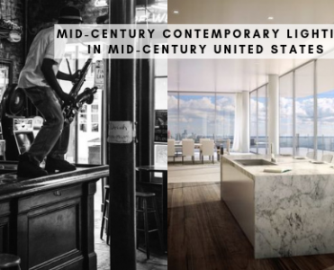 Mid-Century Contemporary Lighting in Mid-Century United States