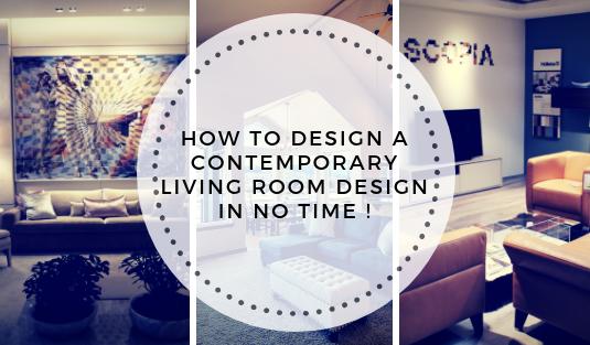 contemporary living room design How To Design a Contemporary Living Room Design in No Time ! Blue Wood 1