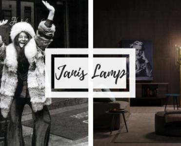 Janis Lamp: A Janis Joplin Inspired Lamp!