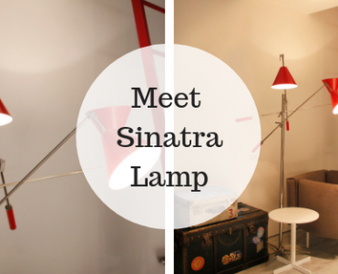Trend of The Week: Sinatra Lamp Will Make You Sing New York!