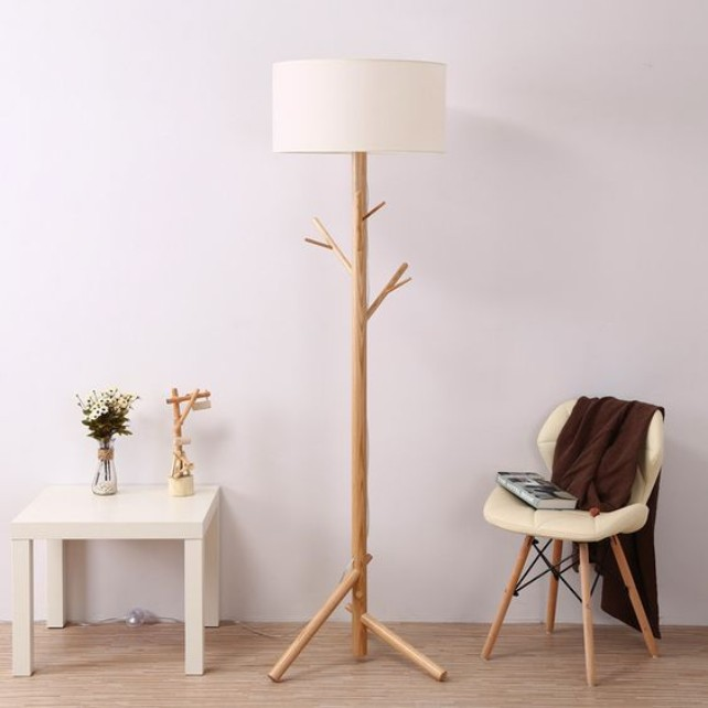 What Is Hot On Pinterest: White Floor Lamps! white floor lamps What Is Hot On Pinterest: White Floor Lamps! 1