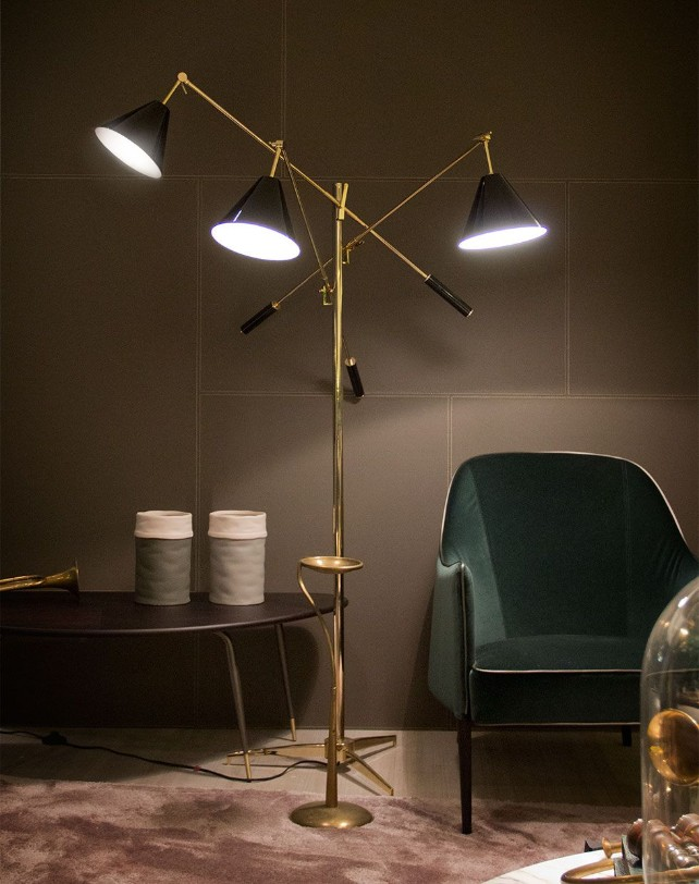Trend of The Week: The Best Mid Century Floor Lamps You'll See! mid century floor lamps Trend of The Week: The Best Mid Century Floor Lamps You'll See! 14
