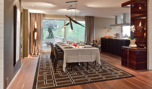 dining room Renovate Your Dining Room With A Mid-Century Piece Renovate your dining room